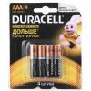 DURACELL LR03-4BL BASIC CN (48/192/29184) (AAA MN2400) (4 шт в уп-ке)