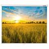 LUMIEN Eco Picture LEP-100103 200х200 см, Matte White восьмигранный корпус, возможность потолочн./настенного крепления, уровень в комплекте 1:1