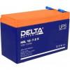 Delta HRL 12-7.2  Х (7.2 А\ч, 12В) свинцово- кислотный  аккумулятор