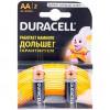 DURACELL LR6-2BL BASIC CN (24/96/10752) (AA MN1500)   (2 шт. в уп-ке)