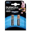 DURACELL LR03-2BL Ultra Power (2 шт. в уп-ке)
