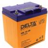 Delta HRL 12-26 Х (28А\ч, 12В) свинцово- кислотный аккумулятор