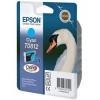 EPSON C13T11124A10/C13T08124A Epson картридж для St.Ph. R270/R290/RX590 (синий) (cons ink)