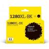 T2  LC-1280XBK Картридж струйный для Brother MFC-J5910DW/J6510DW/J6710DW/J6910DW, черный