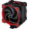 Cooler Arctic Cooling Freezer 34 eSports DUO - Red  1150-56,2066, 2011-v3 (SQUARE ILM) , Ryzen (AM4)  RET  (ACFRE00060A)