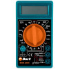Bort BMM-600N Мультиметр [91271167] { Диапазон постоянного напряжения 0-1000 тип, диапазон  постоянного тока 0-10 тип, диапазон  переменного напряжения 0-750 тип, 0.1 кг }
