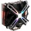Cooler Zalman CNPS17X Soc-FM2+/AM2+/AM3+/AM4/1150/1151/1155/2011/ 4-pin 17-29dB Al+Cu 200W 700gr LED Ret