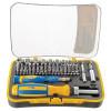 KRAFT (KT 700447) Набор: отверточная рукоятка 65 предметов