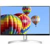 LCD LG 27'' 27ML600S-W белый {IPS 1920х1080 250cd 178/178 1000:1 5ms D-sub 2xHDMI Tilt Speakers}