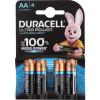 DURACELL LR6-4BL Ultra Power (4 шт. в уп-ке)
