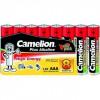 Camelion  LR03  Plus Alkaline SP8 (LR03-SP8, батарейка,1.5В) (8 шт. в уп-ке)