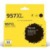 T2  L0R40AE Картридж №957XL для HP OfficeJet Pro 7730/8210/8720/8725/8730/8740, черный,