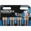 DURACELL LR6-8BL Ultra Power (8 шт. в уп-ке)