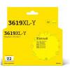 T2  LC-3619XLY Тонер-картридж для   Brother MFC-J3530DW/J3930DW, жёлтый, с чипом, 1500к