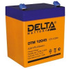 Delta DTM 12045  (4,5А\ч, 12В) свинцово- кислотный аккумулятор