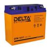 Delta DTM 1217  (17 А\ч, 12В) свинцово- кислотный аккумулятор
